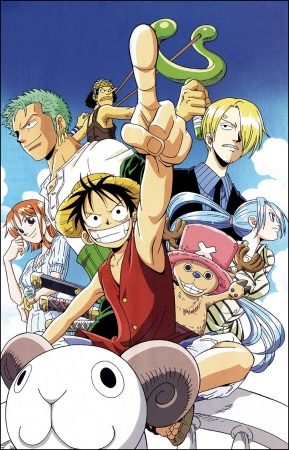One Piece anime cover image