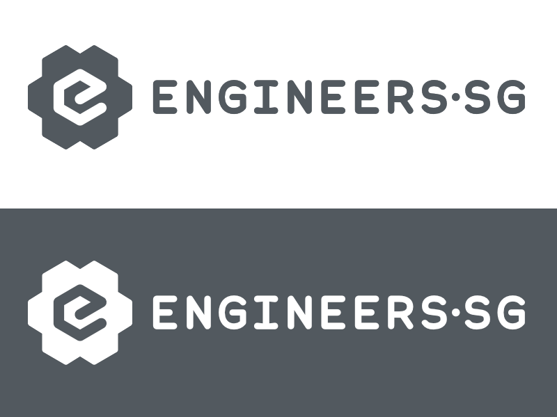 Engineers.SG logo proposal