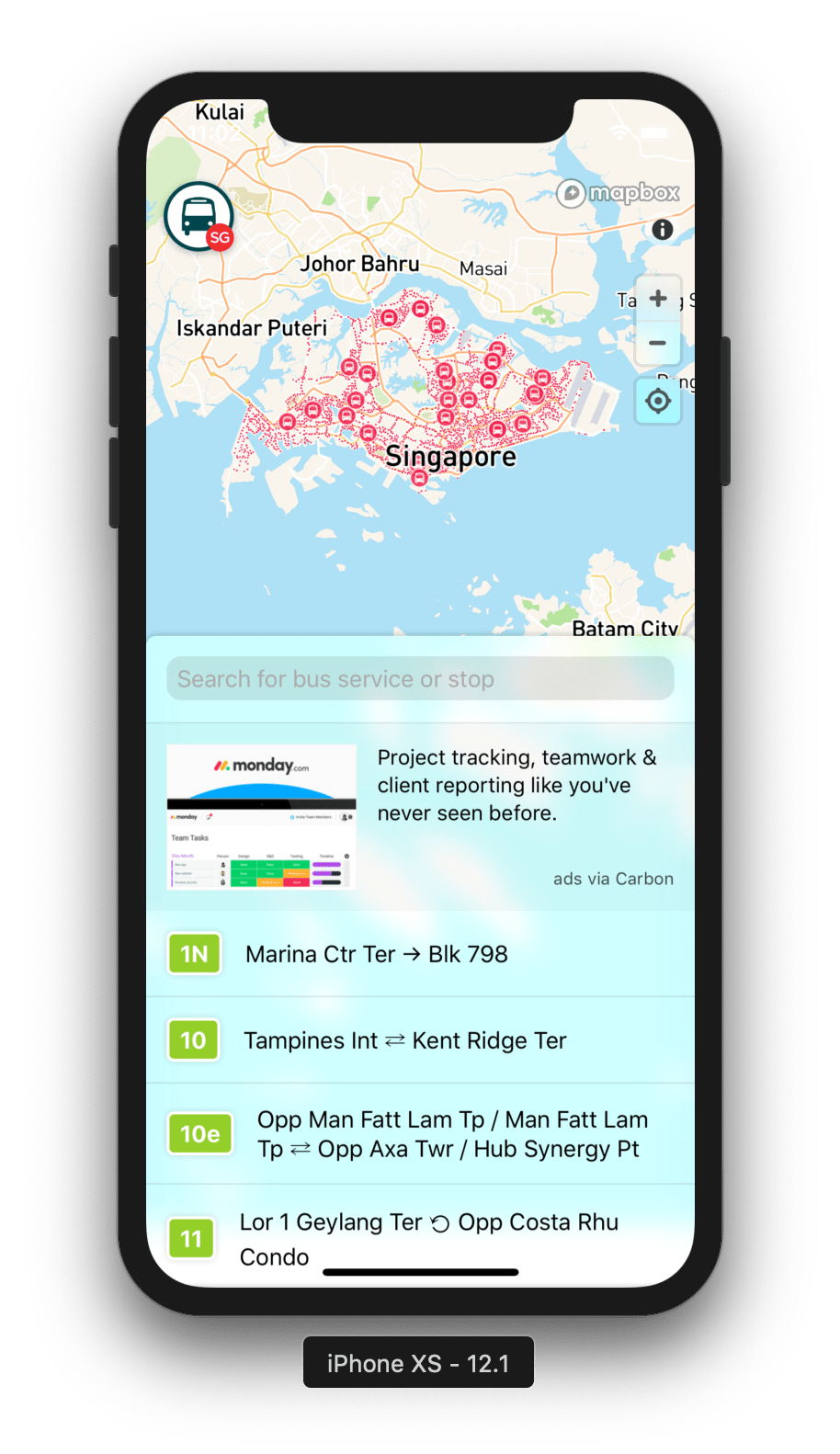 Building BusRouter SG – Lim Chee Aun