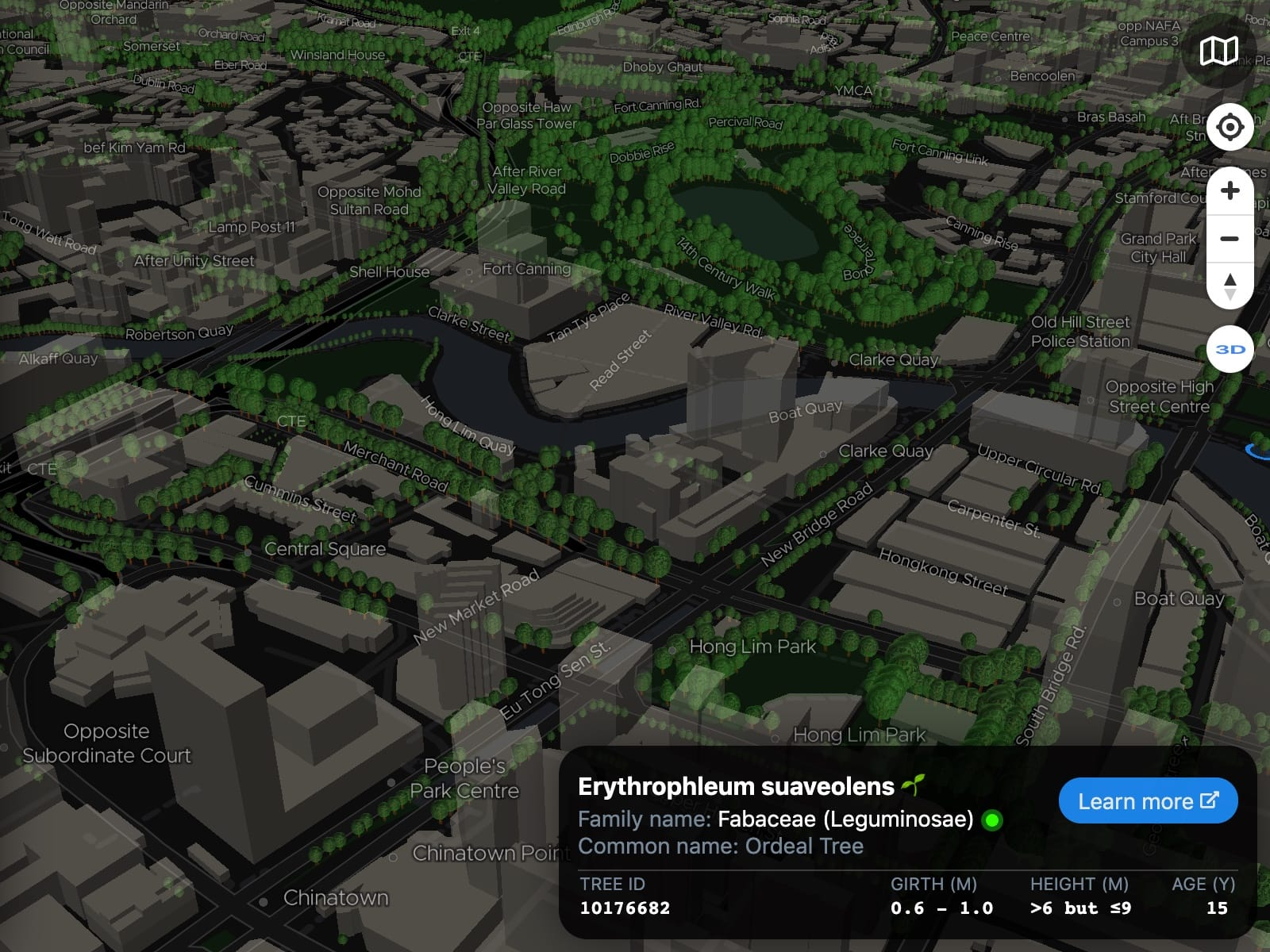 Next-level visualizations with ExploreTrees SG – Lim Chee Aun